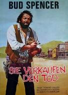 Una ragione per vivere e una per morire - German Movie Poster (xs thumbnail)