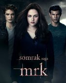 The Twilight Saga: Eclipse - Slovenian Movie Poster (xs thumbnail)