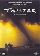Twister - Croatian Movie Cover (xs thumbnail)