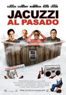 Hot Tub Time Machine - Spanish Movie Poster (xs thumbnail)