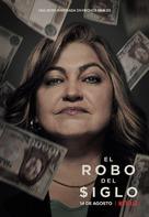 """El robo del siglo"" - Colombian Movie Poster (xs thumbnail)"