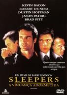 Sleepers - Brazilian DVD movie cover (xs thumbnail)