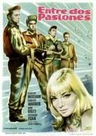 The Hunters - Spanish Movie Poster (xs thumbnail)