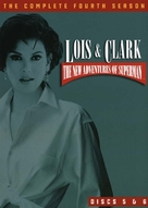 """""""Lois & Clark: The New Adventures of Superman"""" - DVD cover (xs thumbnail)"""