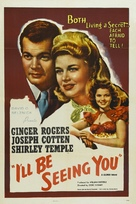 I'll Be Seeing You - Movie Poster (xs thumbnail)