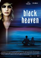 Black Heaven - Spanish Movie Poster (xs thumbnail)