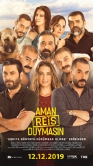 Aman Reis Duymasin - German Movie Poster (xs thumbnail)