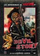 Il était une fois le diable - Devil's story - French DVD cover (xs thumbnail)