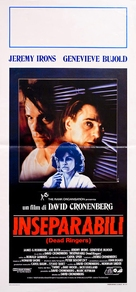 Dead Ringers - Italian Movie Poster (xs thumbnail)