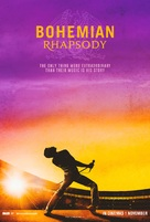 Bohemian Rhapsody - Malaysian Movie Poster (xs thumbnail)