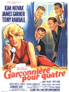 Boys' Night Out - French Movie Poster (xs thumbnail)