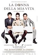 La donna della mia vita - Italian Movie Poster (xs thumbnail)