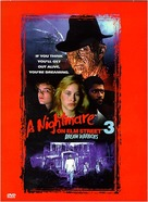 A Nightmare On Elm Street 3: Dream Warriors - Movie Cover (xs thumbnail)