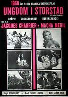 La main chaude - Swedish Movie Poster (xs thumbnail)