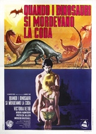 When Dinosaurs Ruled the Earth - Italian Movie Poster (xs thumbnail)