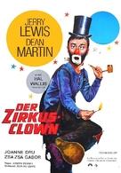 3 Ring Circus - German Movie Poster (xs thumbnail)