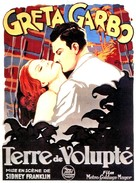 Wild Orchids - French Movie Poster (xs thumbnail)