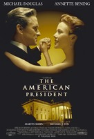 The American President - Advance movie poster (xs thumbnail)