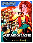 L'assedio di Siracusa - French Movie Poster (xs thumbnail)
