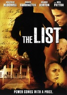The List - Movie Cover (xs thumbnail)