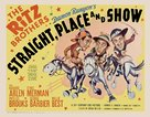 Straight Place and Show - Movie Poster (xs thumbnail)