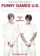 Funny Games U.S. - German Movie Poster (xs thumbnail)