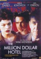 The Million Dollar Hotel - Italian Movie Poster (xs thumbnail)