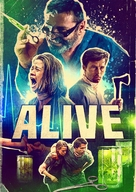 Alive - British DVD movie cover (xs thumbnail)