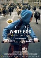 Fehér isten - Italian Movie Poster (xs thumbnail)