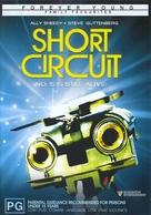 Short Circuit - Australian DVD movie cover (xs thumbnail)