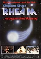 Maximum Overdrive - German Movie Poster (xs thumbnail)