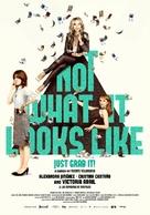 Nacida para ganar - Spanish Movie Poster (xs thumbnail)
