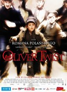 Oliver Twist - Polish poster (xs thumbnail)