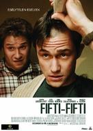 50/50 - Hungarian Movie Poster (xs thumbnail)