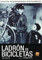 Ladri di biciclette - Spanish Movie Cover (xs thumbnail)