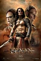 Conan the Barbarian - Movie Poster (xs thumbnail)