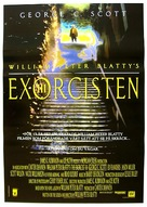 The Exorcist III - Swedish Movie Poster (xs thumbnail)