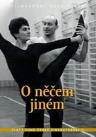 O necem jinem - Czech Movie Cover (xs thumbnail)