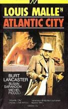 Atlantic City - Finnish VHS movie cover (xs thumbnail)