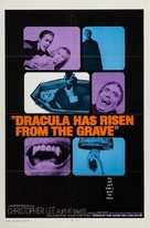 Dracula Has Risen from the Grave - Movie Poster (xs thumbnail)