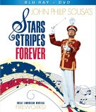 Stars and Stripes Forever - Blu-Ray cover (xs thumbnail)