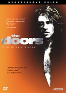 The Doors - Czech DVD cover (xs thumbnail)
