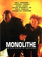 Monolith - French Movie Cover (xs thumbnail)