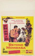 Beyond Mombasa - Movie Poster (xs thumbnail)