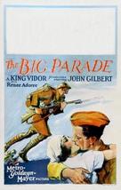 The Big Parade - Movie Poster (xs thumbnail)