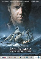 Master and Commander: The Far Side of the World - Polish Movie Poster (xs thumbnail)