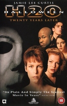 Halloween H20: 20 Years Later - British DVD movie cover (xs thumbnail)