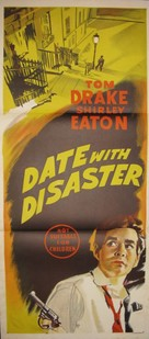 Date with Disaster - Australian Movie Poster (xs thumbnail)