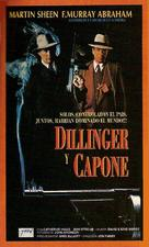 Dillinger and Capone - Argentinian poster (xs thumbnail)