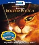 Puss in Boots - Czech Blu-Ray movie cover (xs thumbnail)